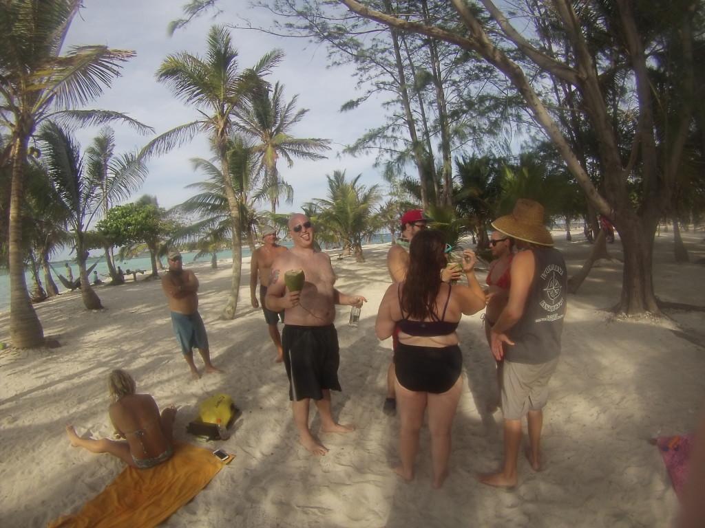 The Cay Islands, Utila Honduras