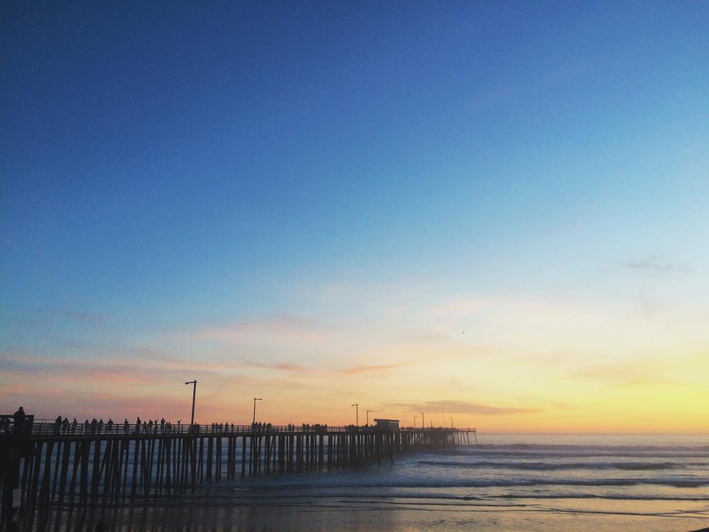Pismo Beach Pier California